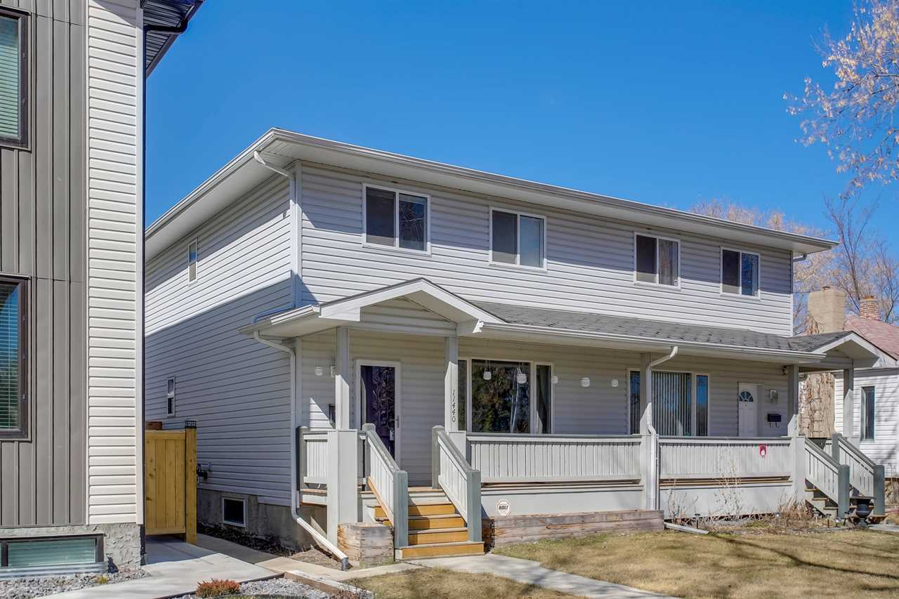 MLS® listing #E4145006 for sale located at 11440 126 Street