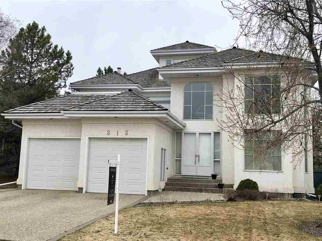 MLS® listing #E4145038 for sale located at 315 FERRIS Way