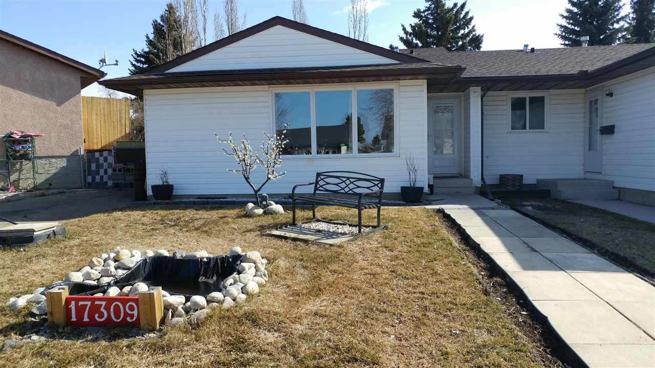 MLS® listing #E4145047 for sale located at 17309 110A Street