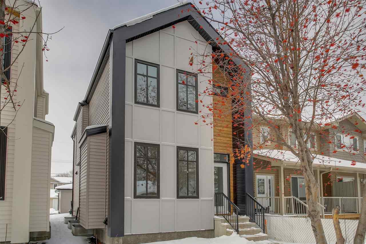 MLS® listing #E4145049 for sale located at 10208 151 Street