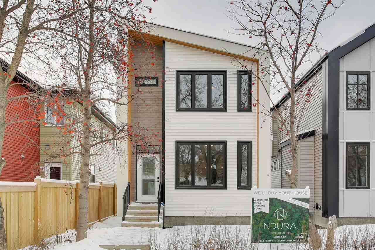 MLS® listing #E4145053 for sale located at 10206 151 Street
