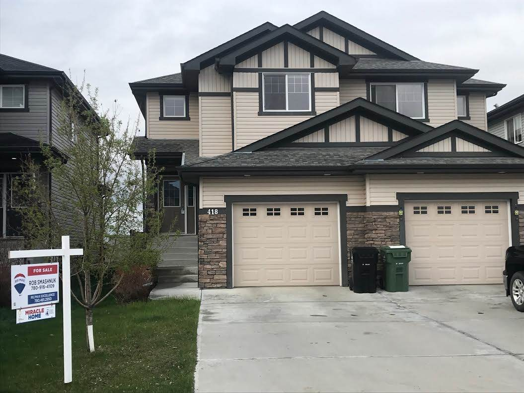 MLS® listing #E4145056 for sale located at 418 REED Crescent