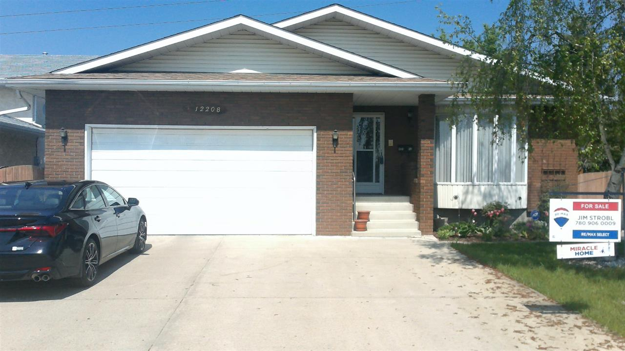 MLS® listing #E4145072 for sale located at 12208 151 a Avenue