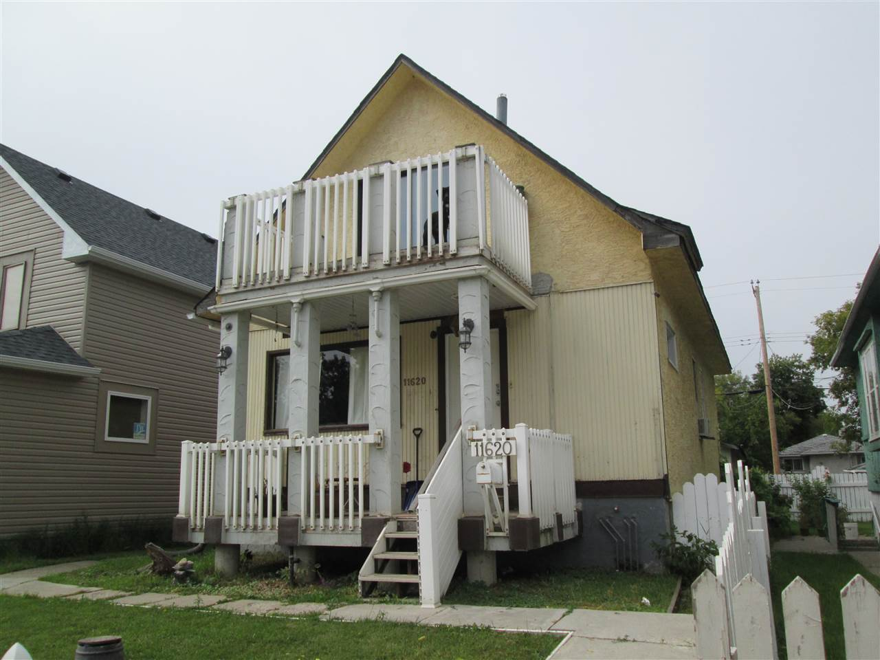 MLS® listing #E4145093 for sale located at 11620 82 Street