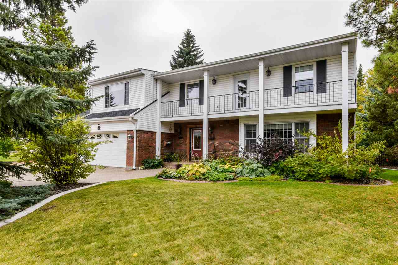 MLS® listing #E4145103 for sale located at 63 QUESNELL Crescent