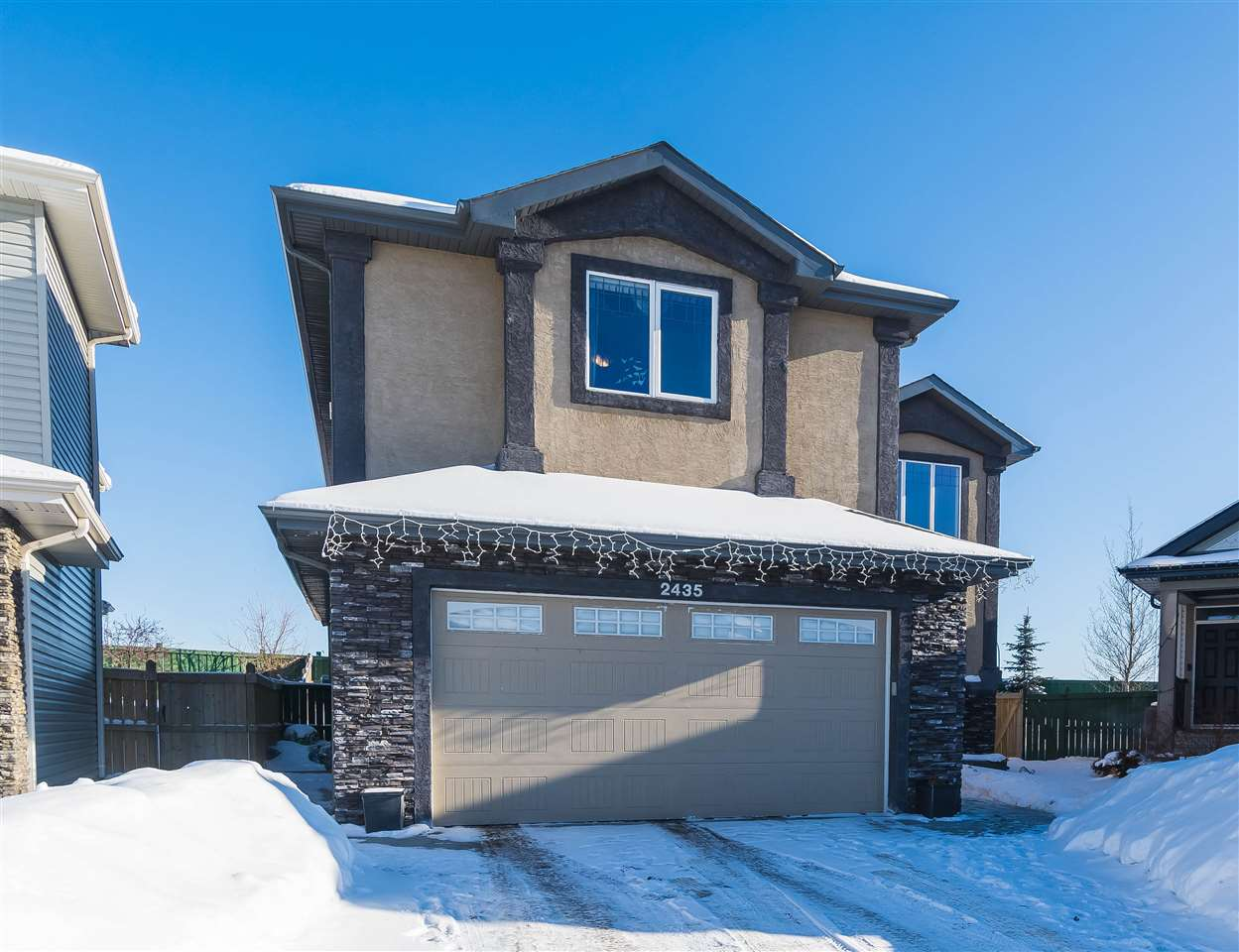 MLS® listing #E4145137 for sale located at 2435 HAGEN Way