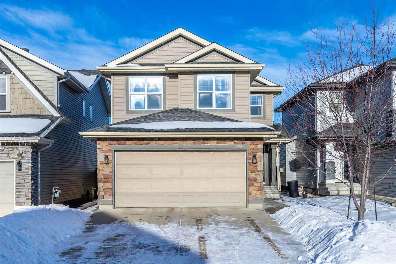 MLS® listing #E4145142 for sale located at 2350 HAGEN Link