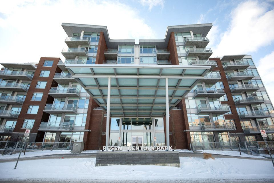 MLS® listing #E4145155 for sale located at 406 2612 109 Street