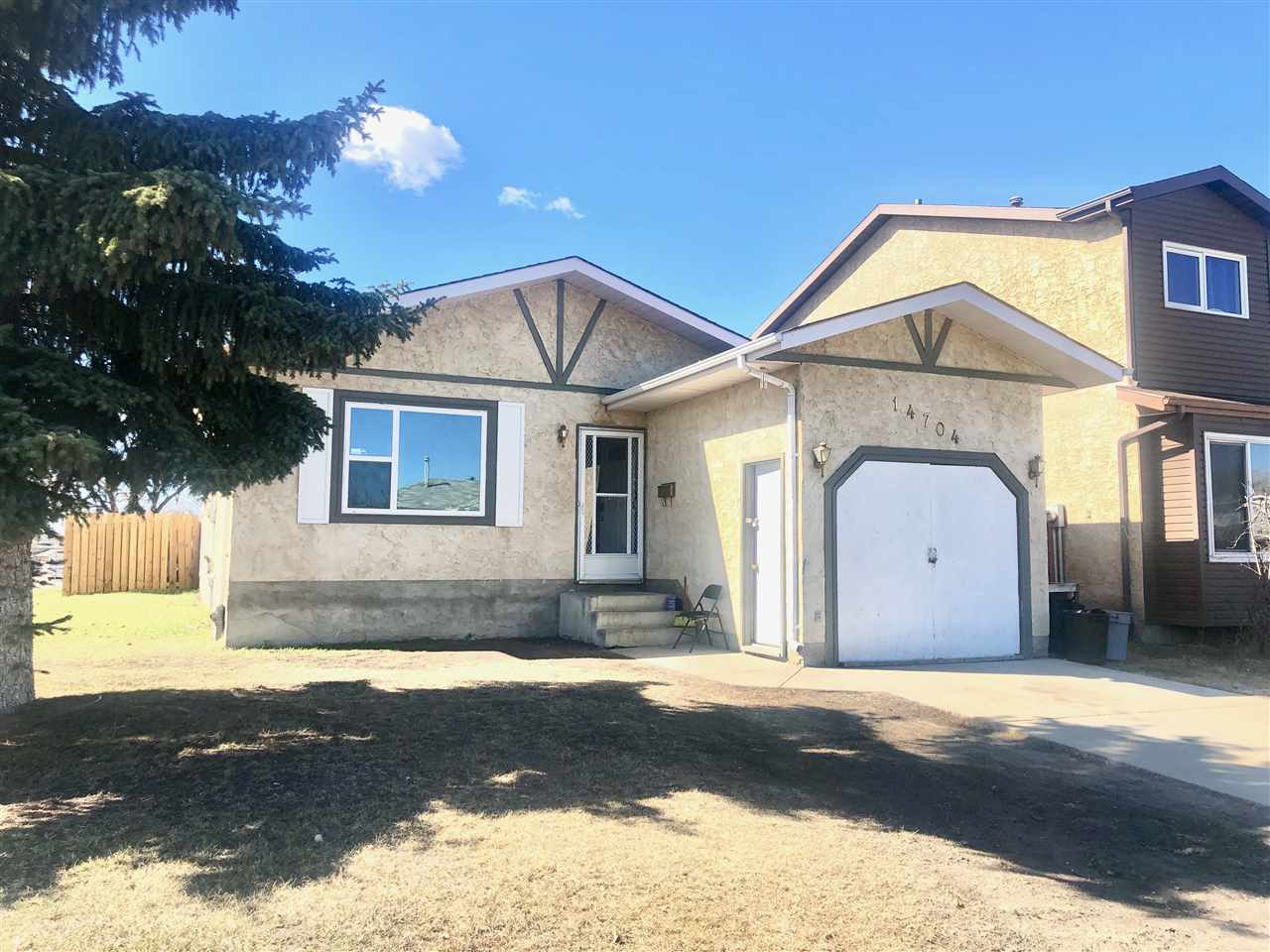 MLS® listing #E4145164 for sale located at 14704 33 Street