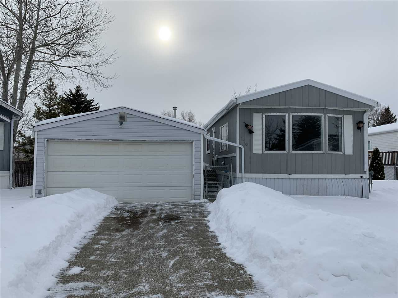 MLS® listing #E4145173 for sale located at 110 Evergreen Crescent