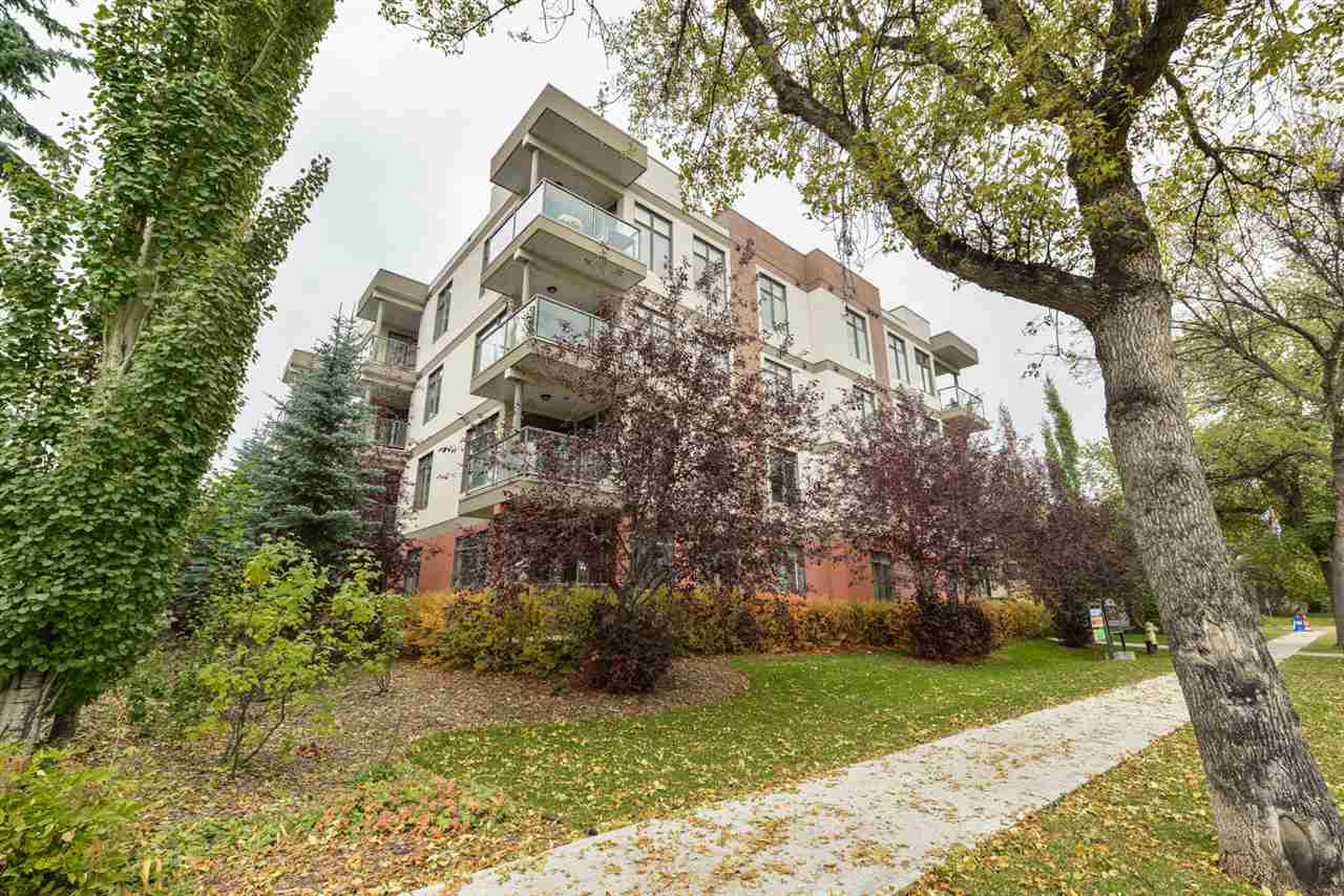 MLS® listing #E4145181 for sale located at 103 11120 68 Avenue