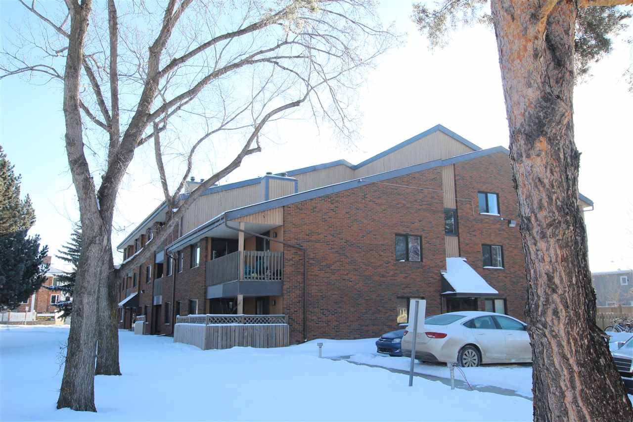 MLS® listing #E4145262 for sale located at 106 14803 51 Avenue