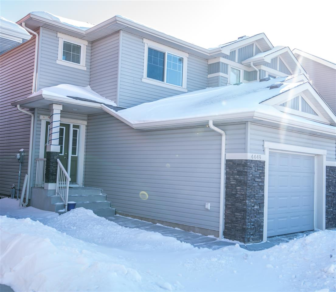 MLS® listing #E4145268 for sale located at 4449 6A Street