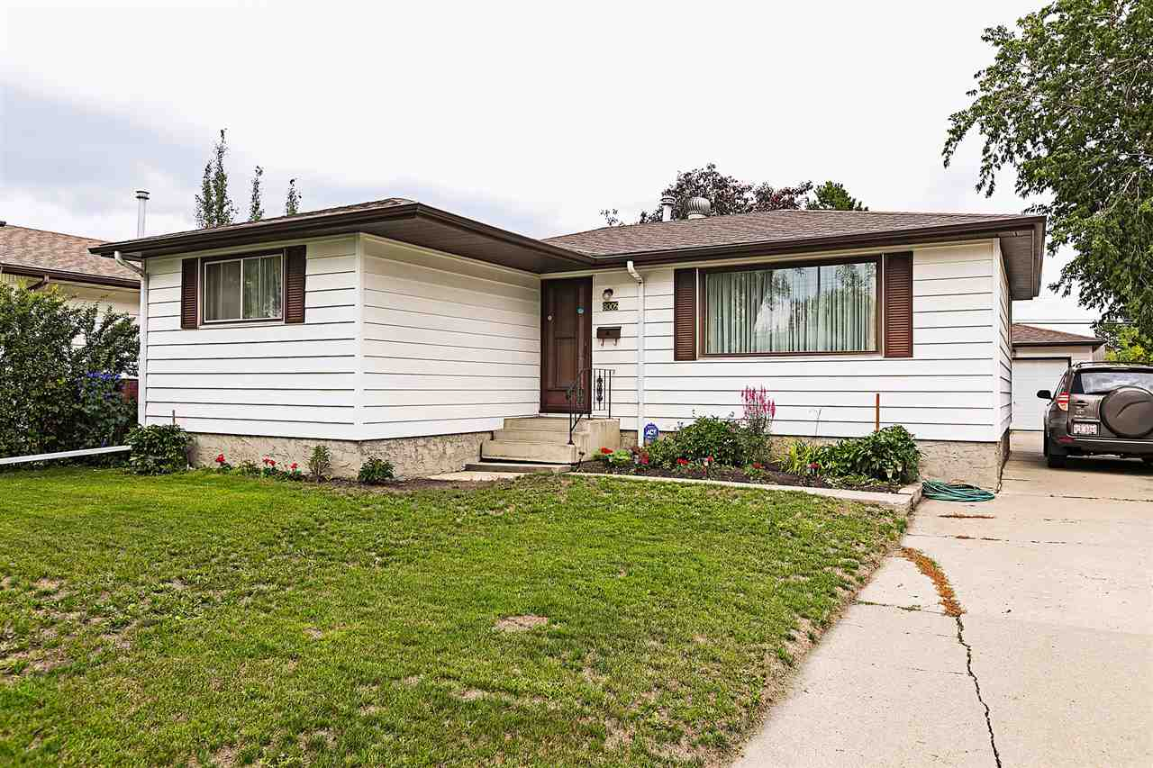 MLS® listing #E4145350 for sale located at 8005 163 Street