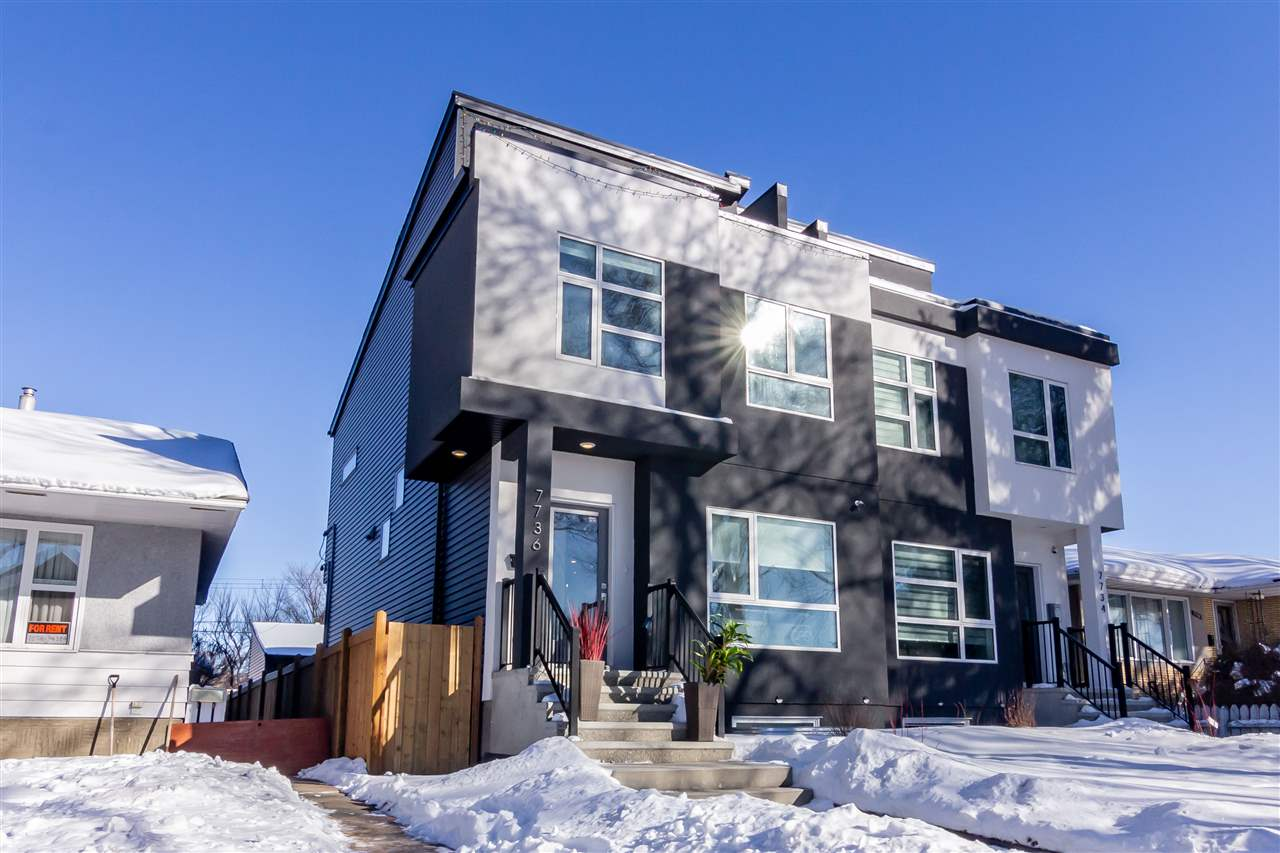 MLS® listing #E4145391 for sale located at 7736 80 Avenue