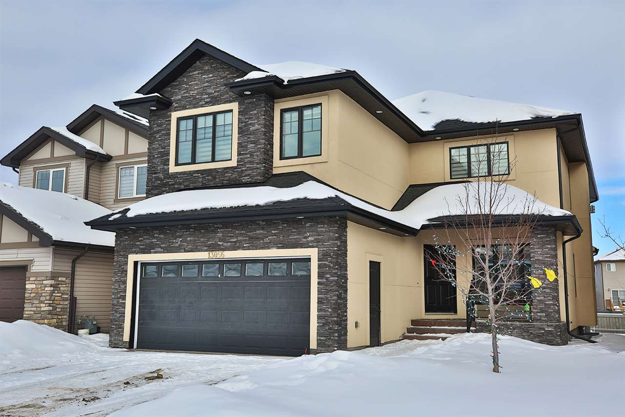 MLS® listing #E4145393 for sale located at 13056 166 Avenue N