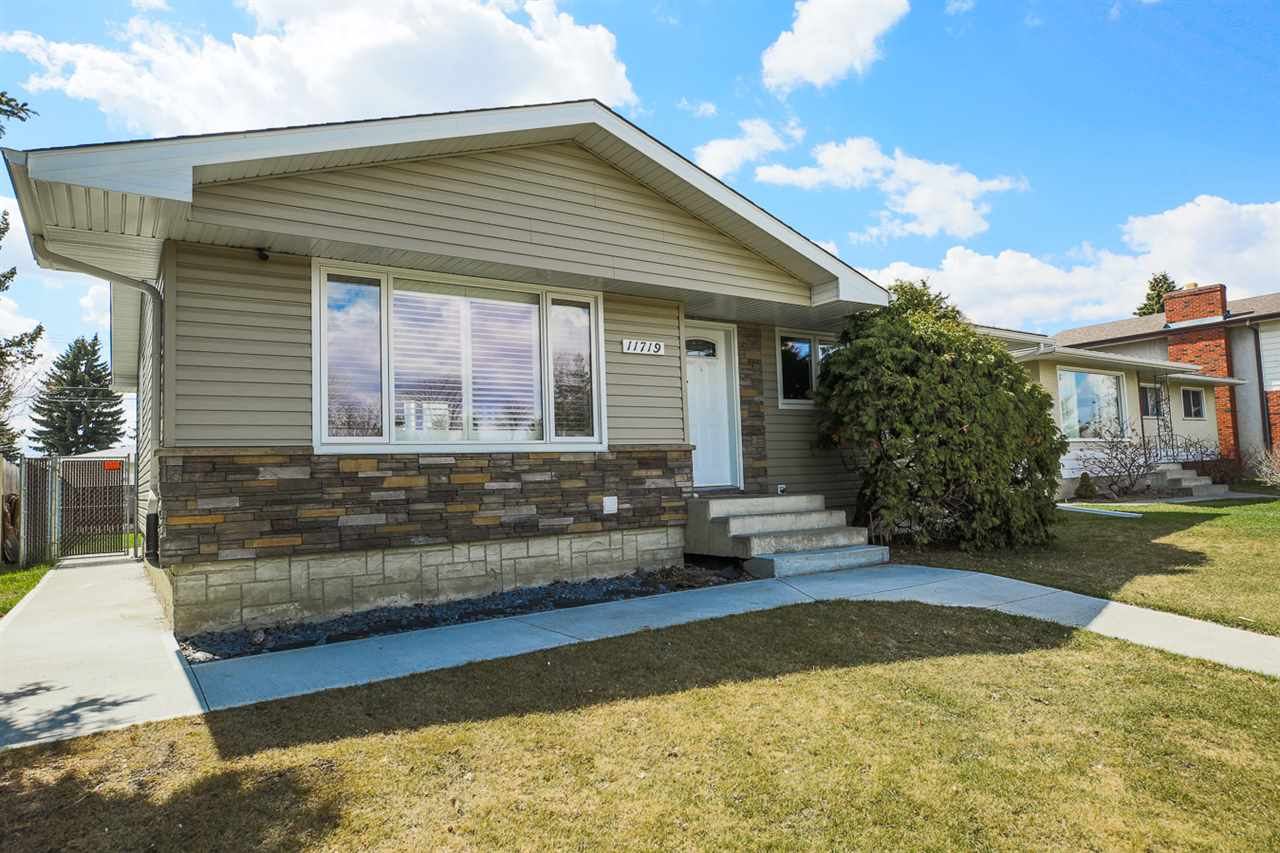 MLS® listing #E4145394 for sale located at 11719 43 Avenue