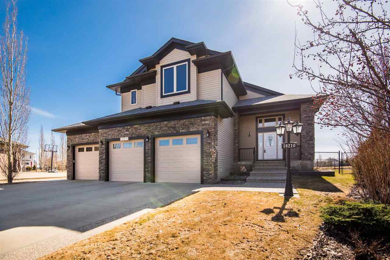 MLS® listing #E4145400 for sale located at 16210 2A Street