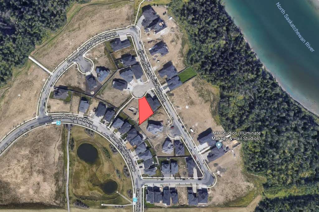 MLS® listing #E4145417 for sale located at 4128 CAMERON HEIGHTS Point(e)