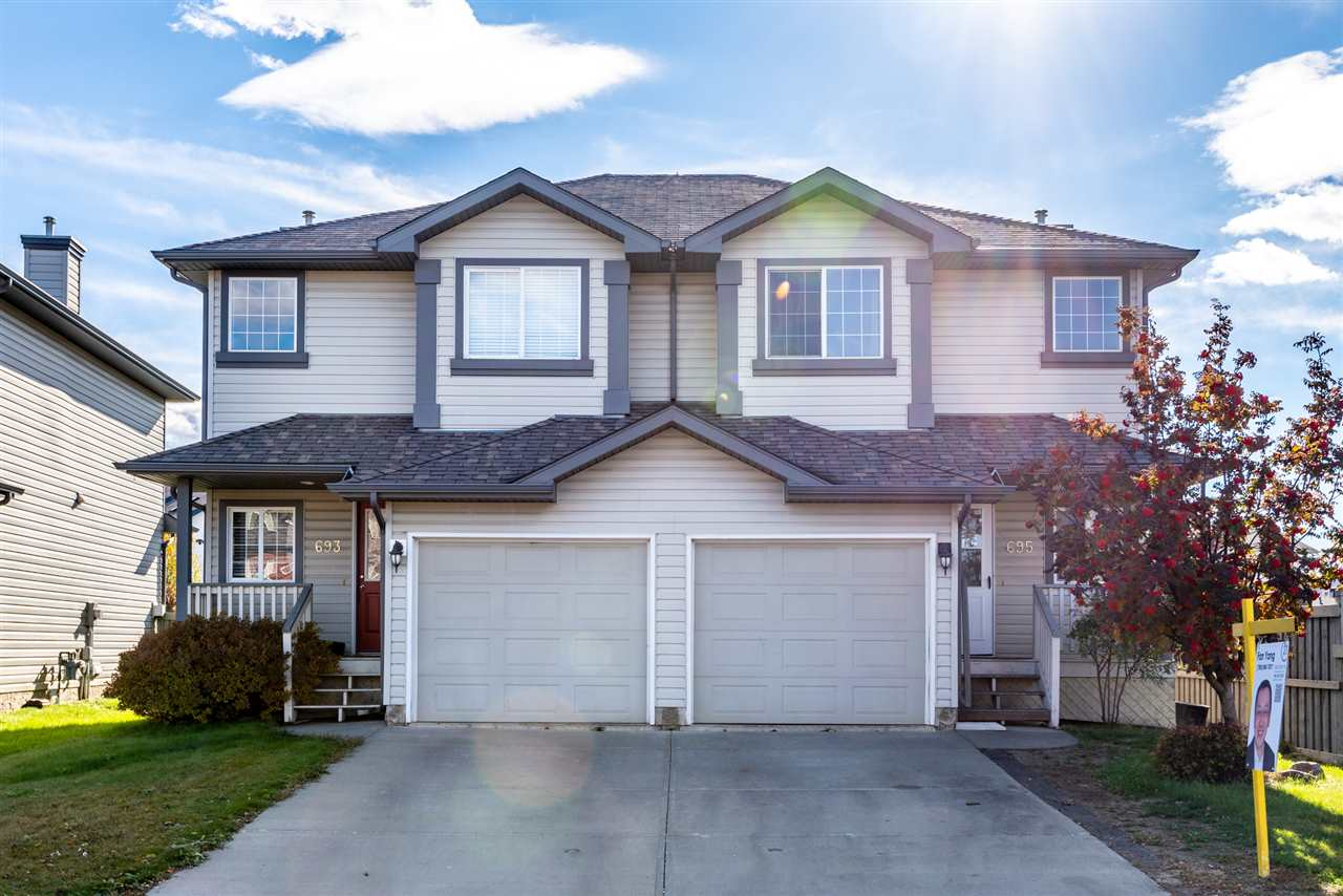 MLS® listing #E4145420 for sale located at 695 MCALLISTER Loop