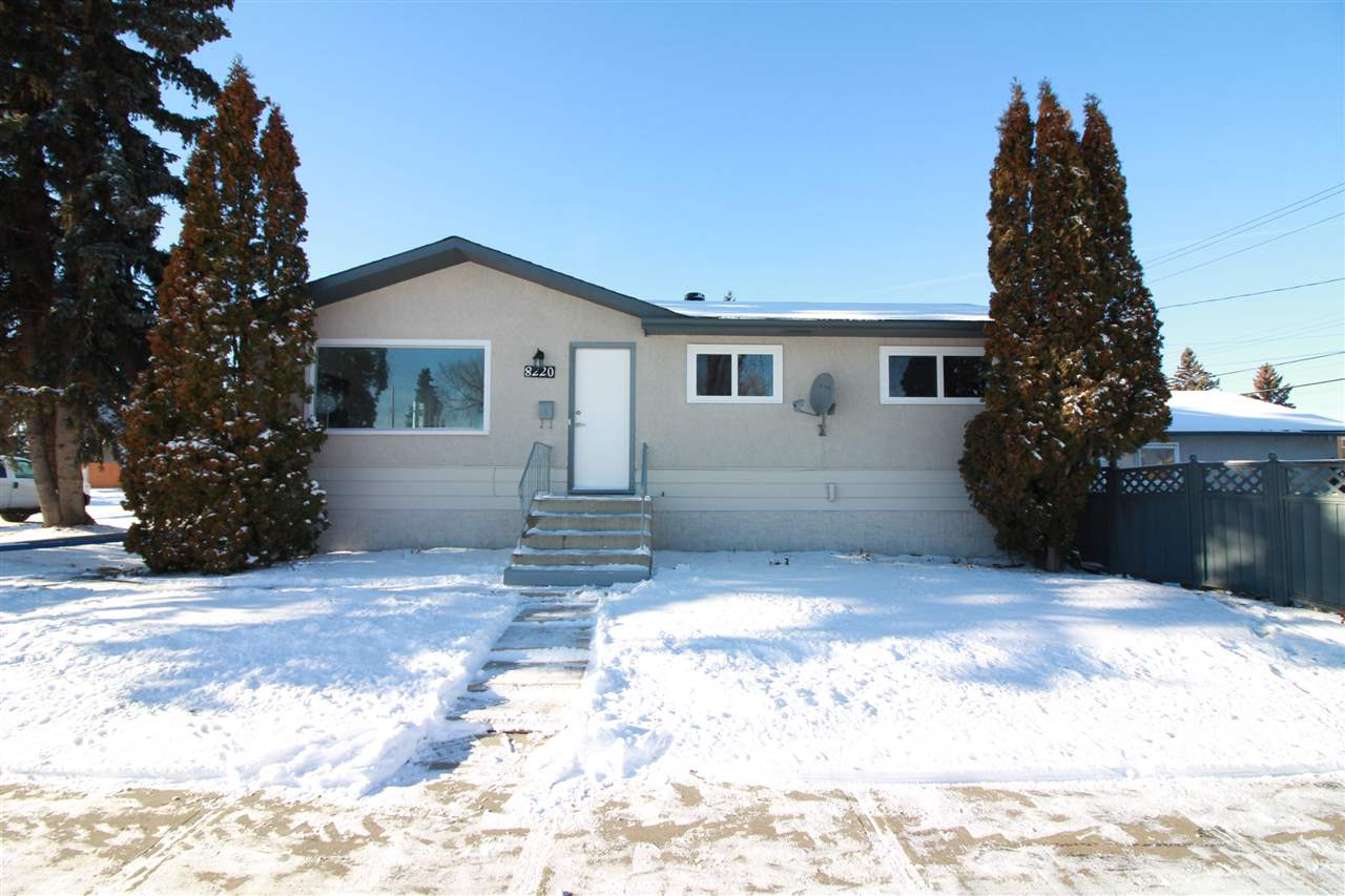 MLS® listing #E4145431 for sale located at 8220 169 Street