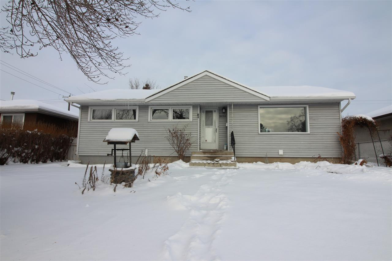 MLS® listing #E4145432 for sale located at 16014 87 Avenue