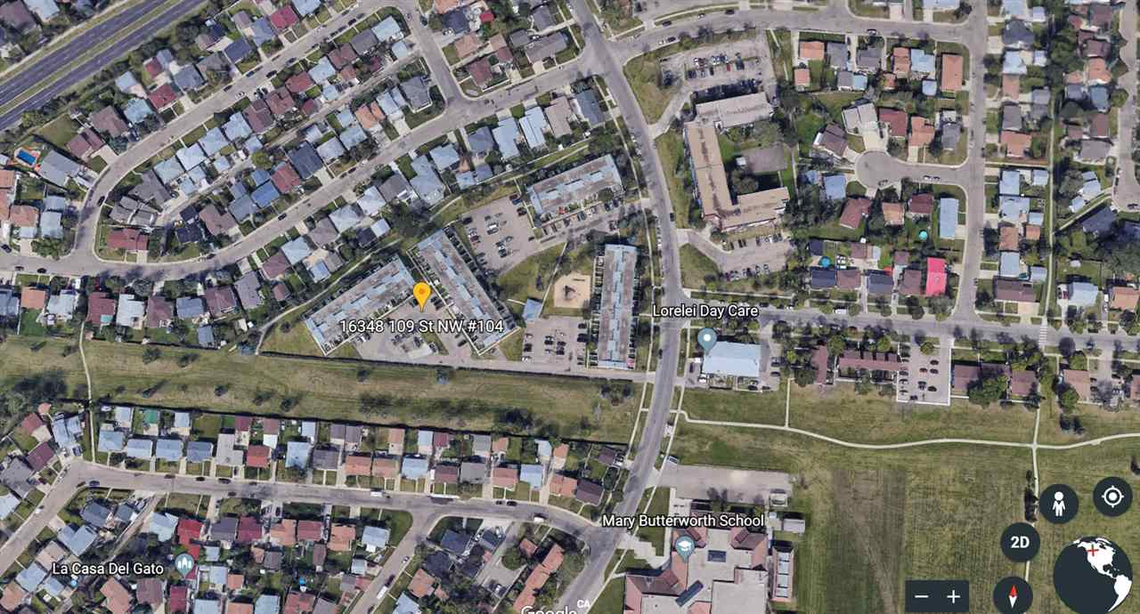 MLS® listing #E4145433 for sale located at 104 16348 109 Street