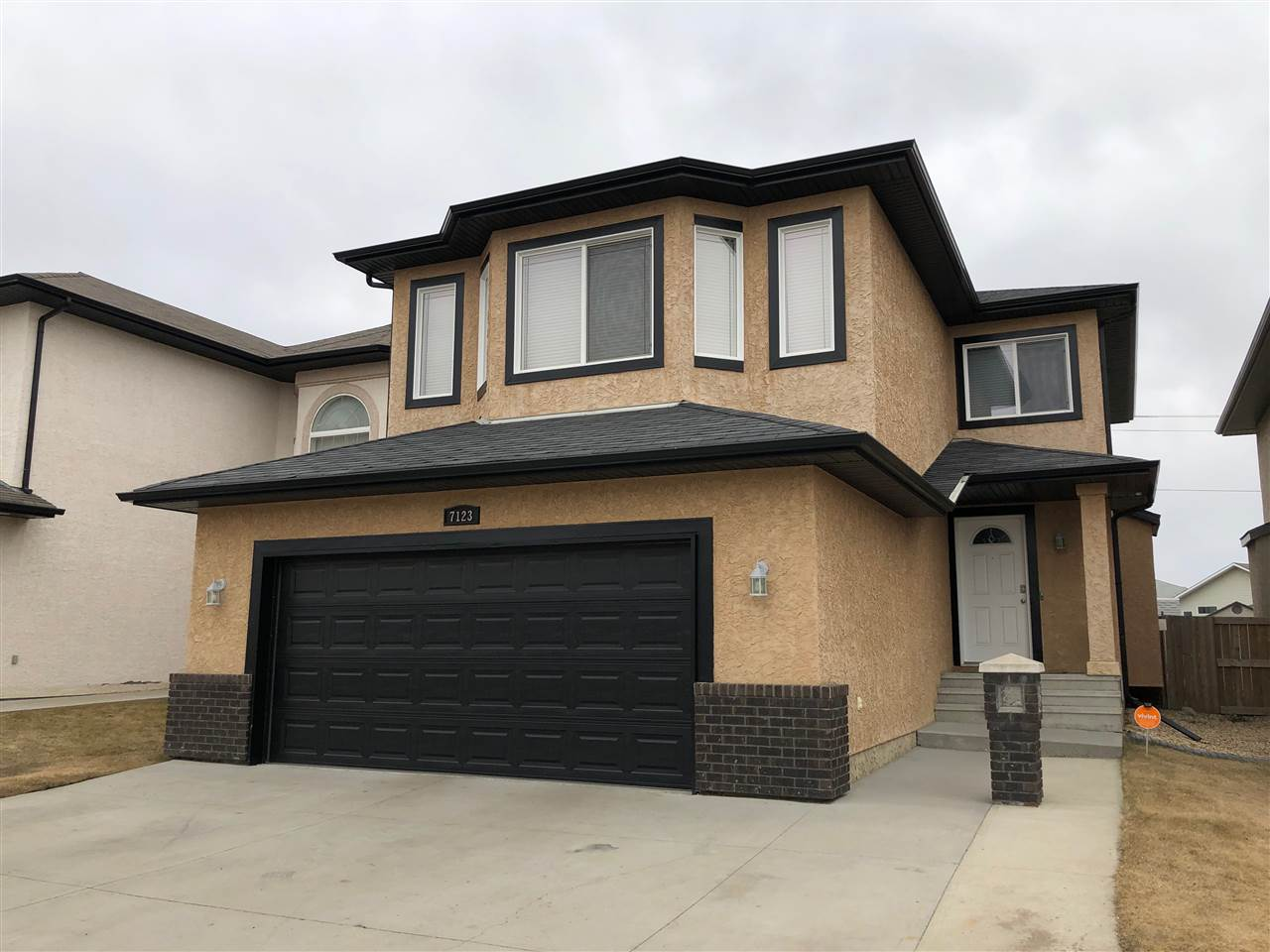 MLS® listing #E4145464 for sale located at 7123 168 Avenue