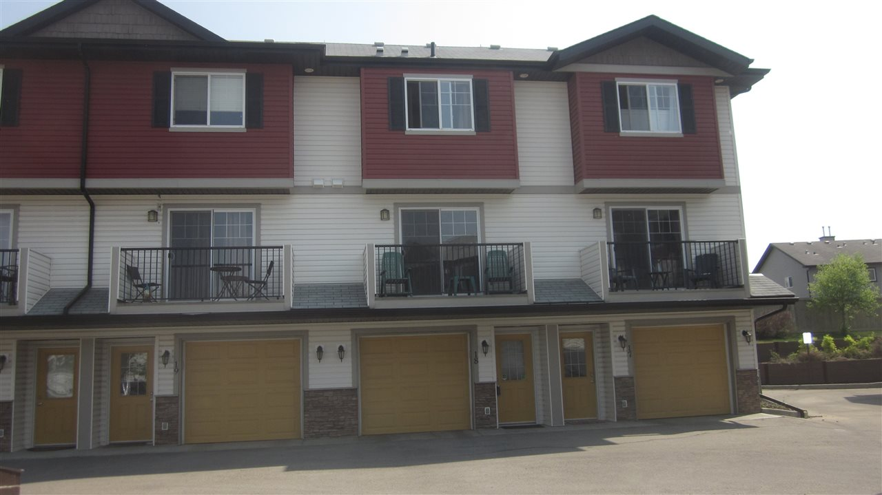 MLS® listing #E4145485 for sale located at 18 3751 12 Street NW