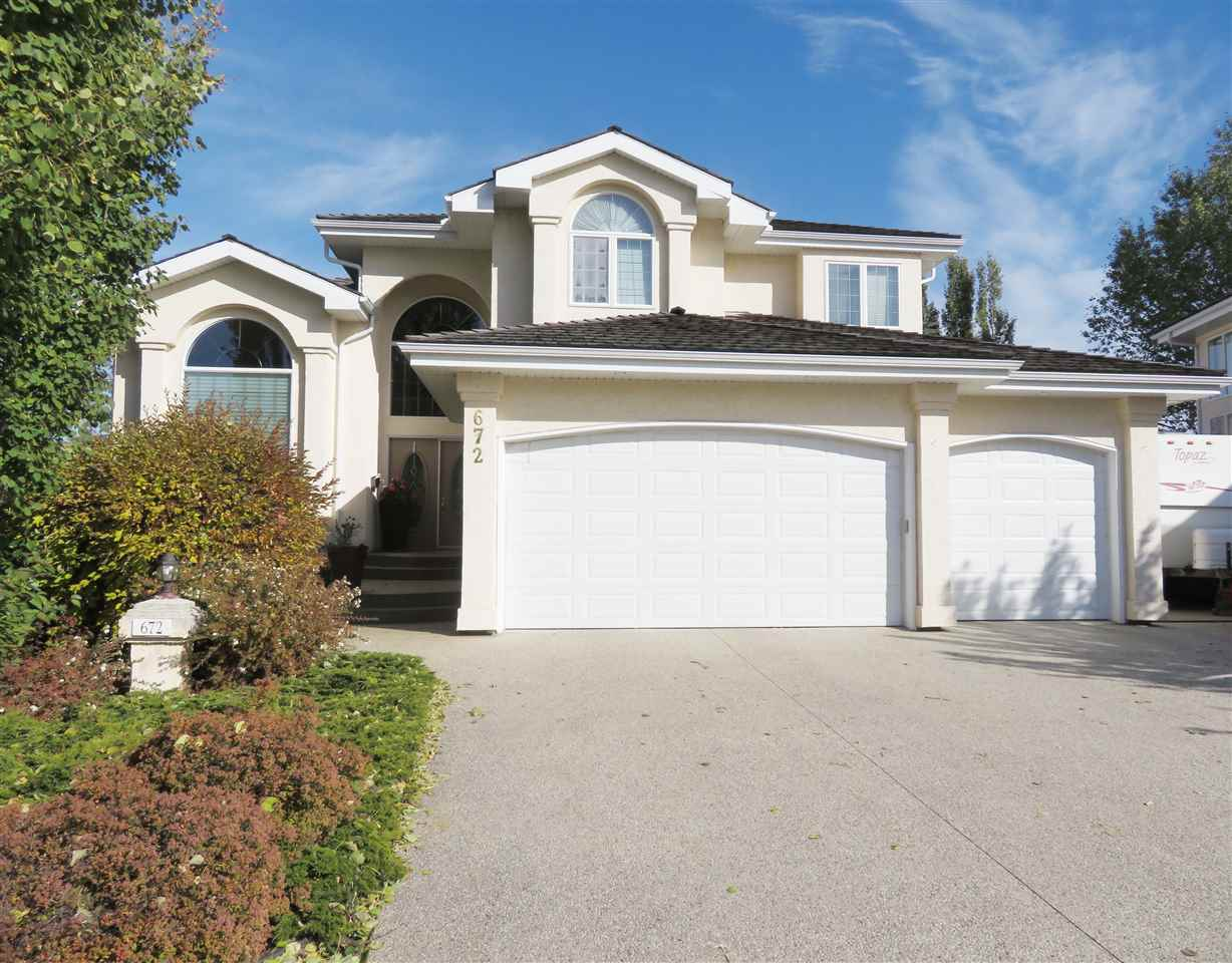 MLS® listing #E4145499 for sale located at 672 HENDERSON Street