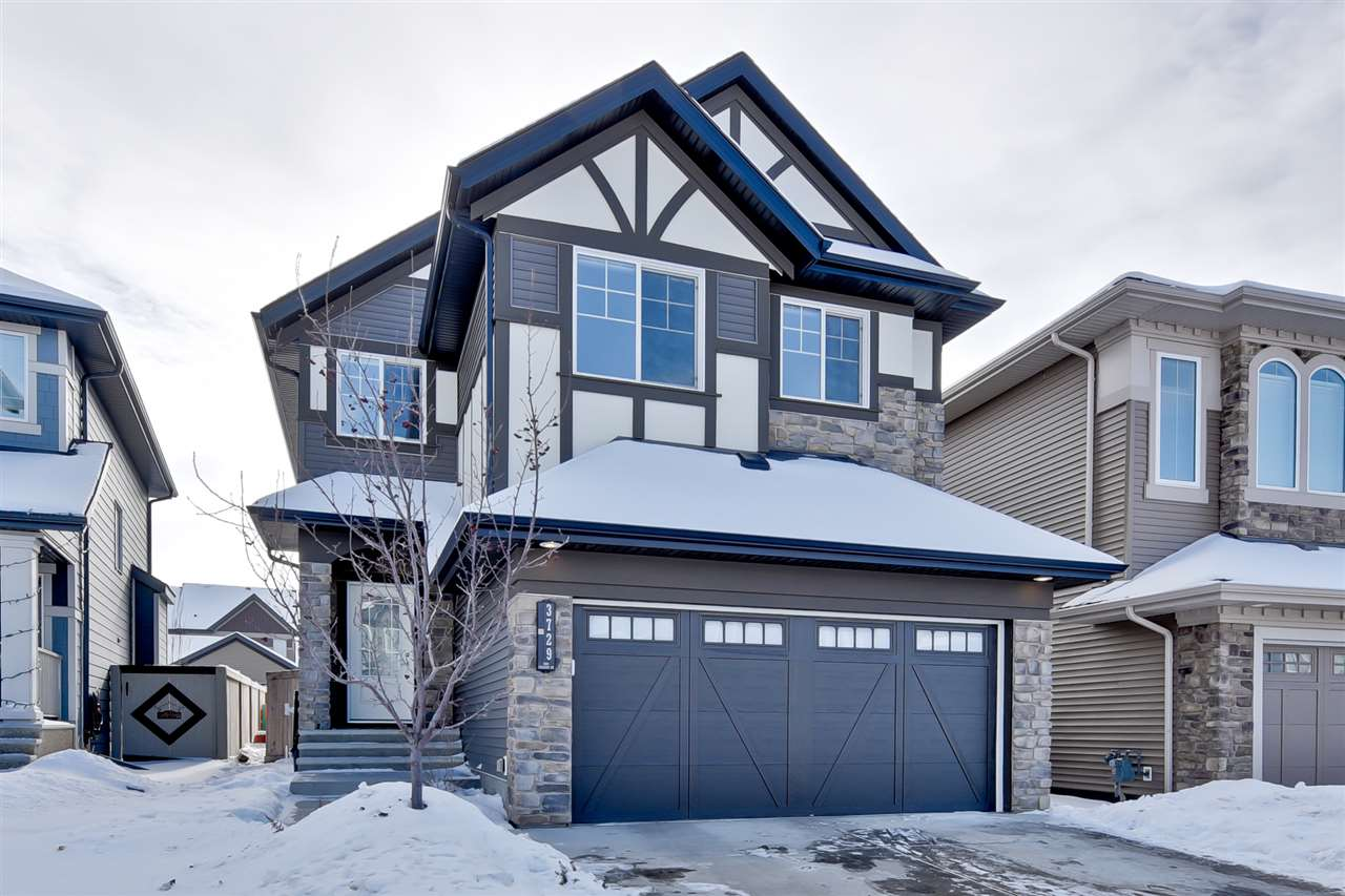 MLS® listing #E4145515 for sale located at 3729 KIDD Crescent