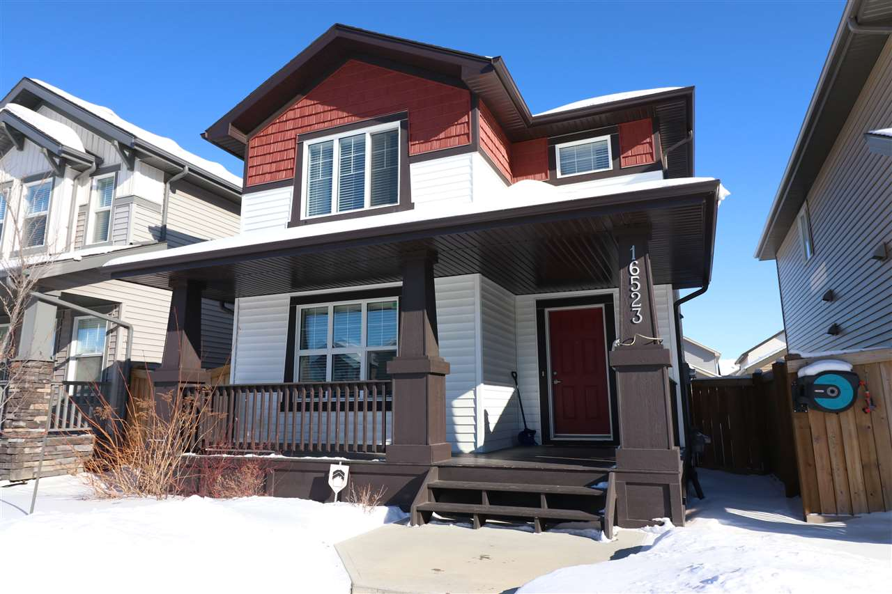 MLS® listing #E4145526 for sale located at 16523 135 Street