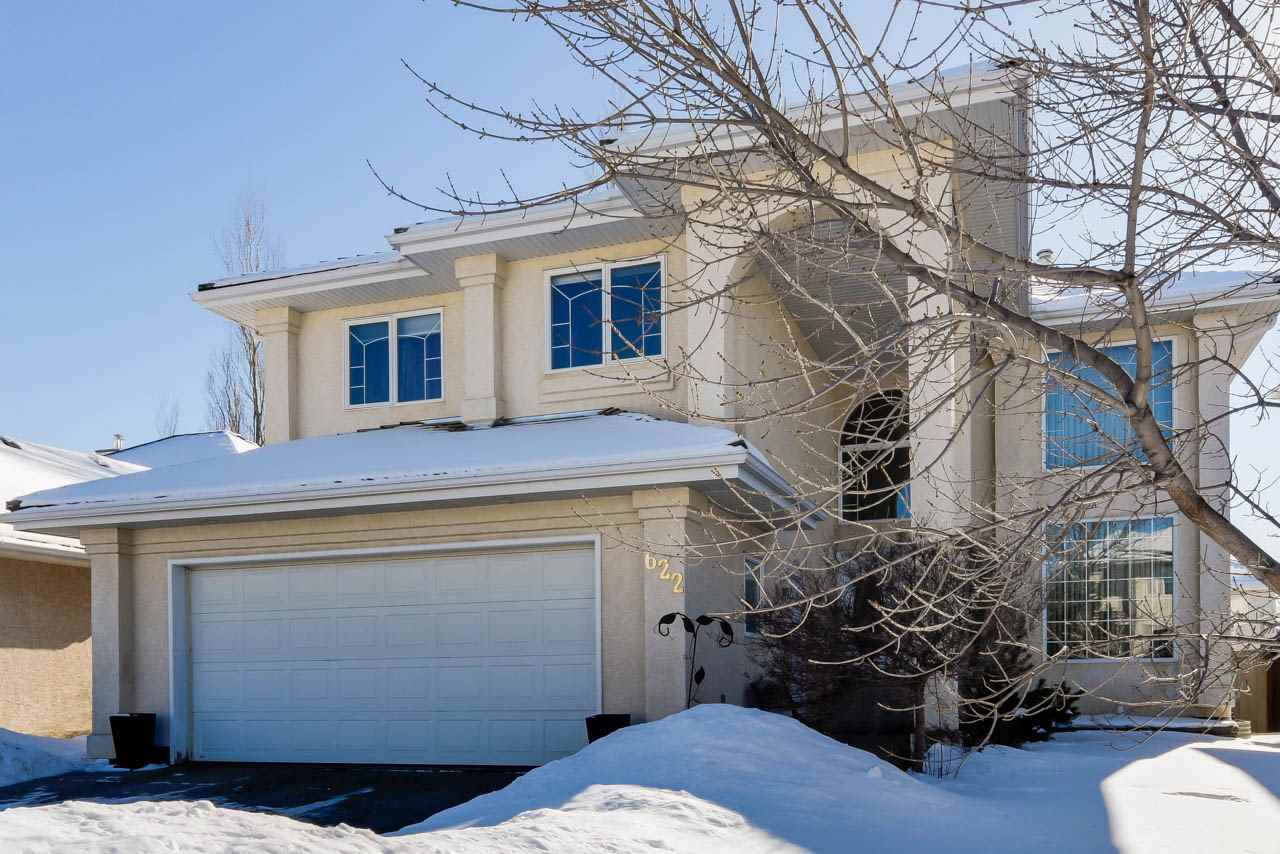 MLS® listing #E4145536 for sale located at 622 Twin Brooks Bend