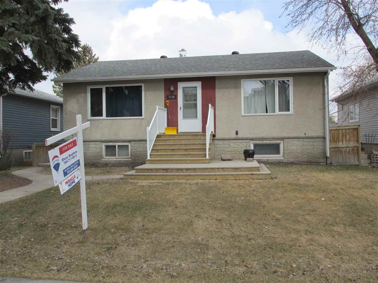 MLS® listing #E4145541 for sale located at 7736 83 Avenue
