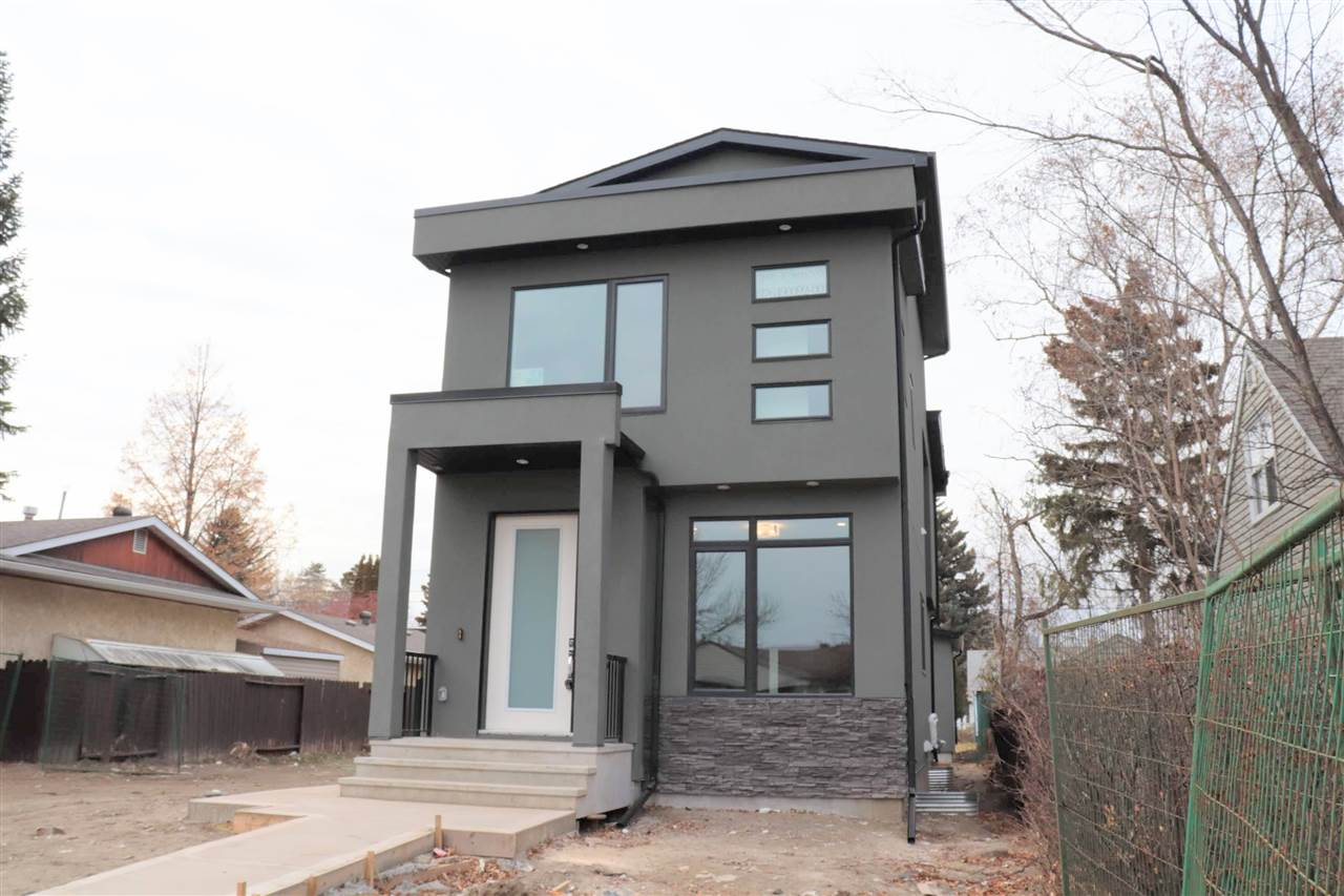 MLS® listing #E4145544 for sale located at 9608 86 Street