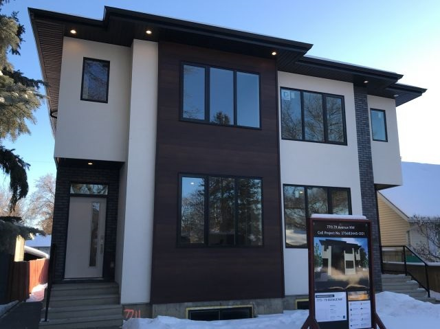 MLS® listing #E4145557 for sale located at 7711 79 Avenue