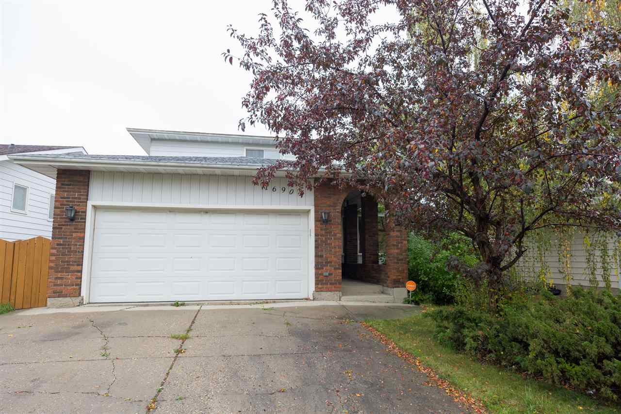 MLS® listing #E4145568 for sale located at 16907 109 Street