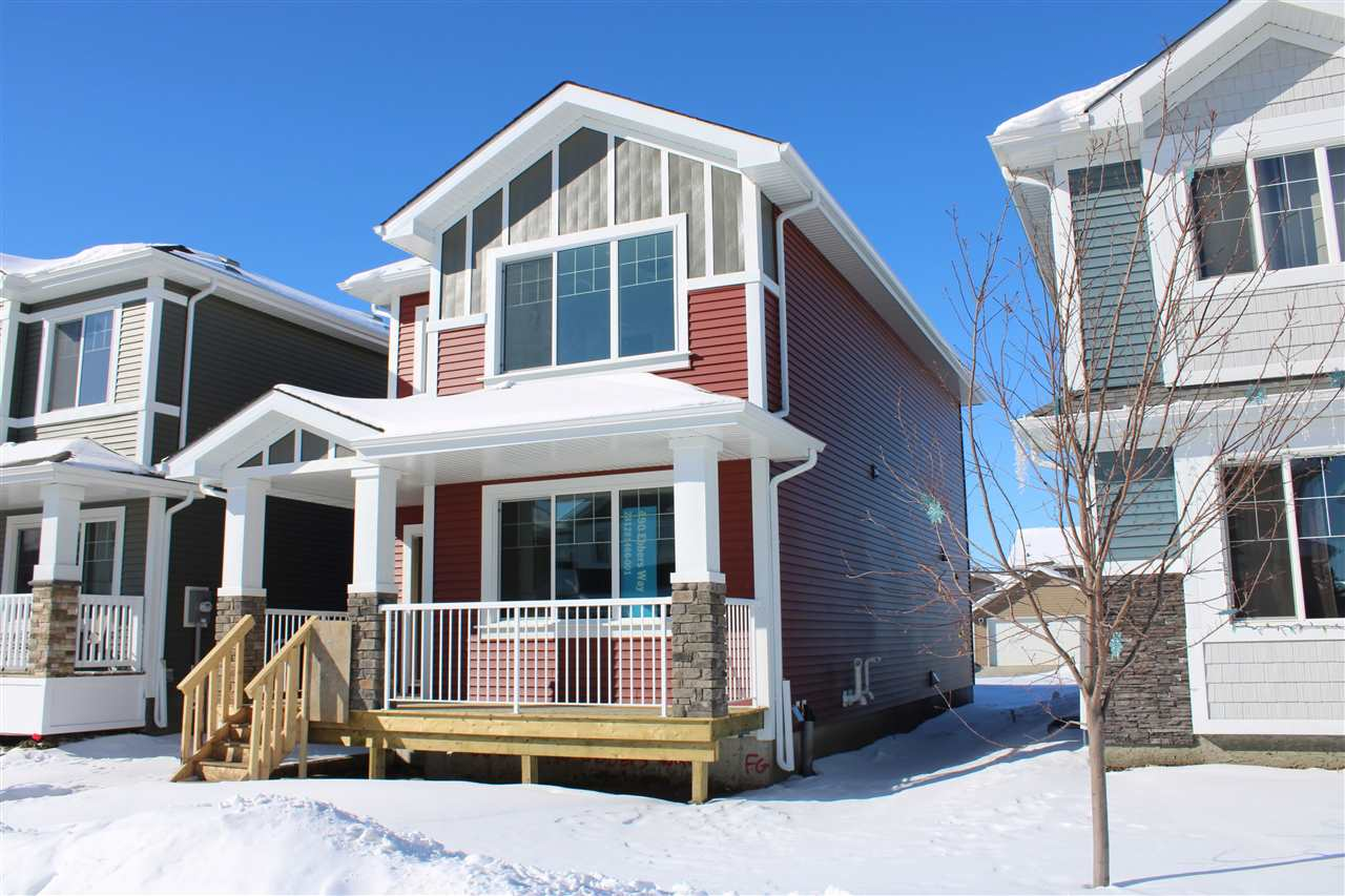 MLS® listing #E4145576 for sale located at 490 EBBERS Way