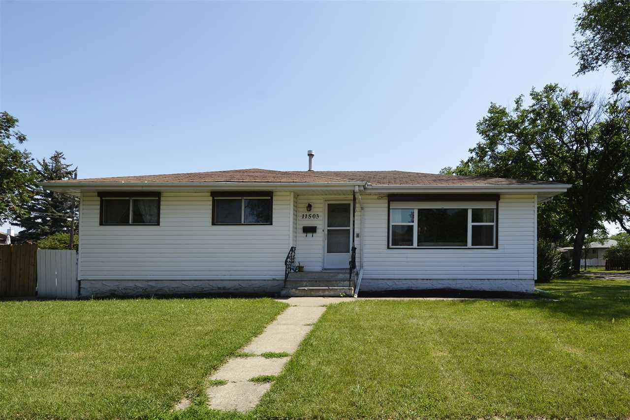 MLS® listing #E4145580 for sale located at 11503 44 Street