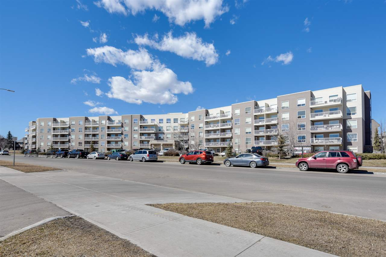 MLS® listing #E4145588 for sale located at 215 17404 64 Avenue