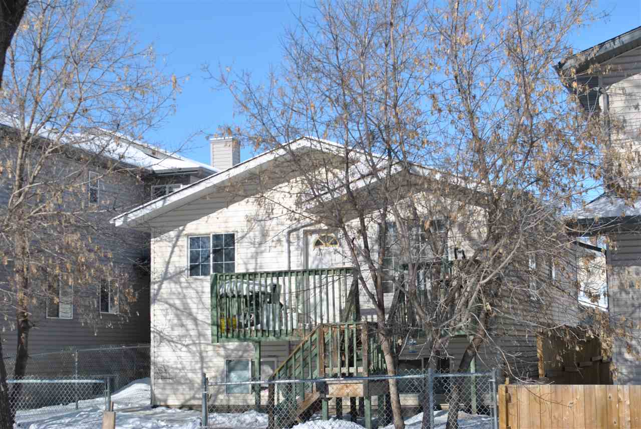 MLS® listing #E4145593 for sale located at 9618 106A Avenue