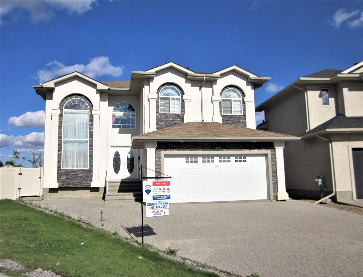MLS® listing #E4145610 for sale located at 16623 70 Street