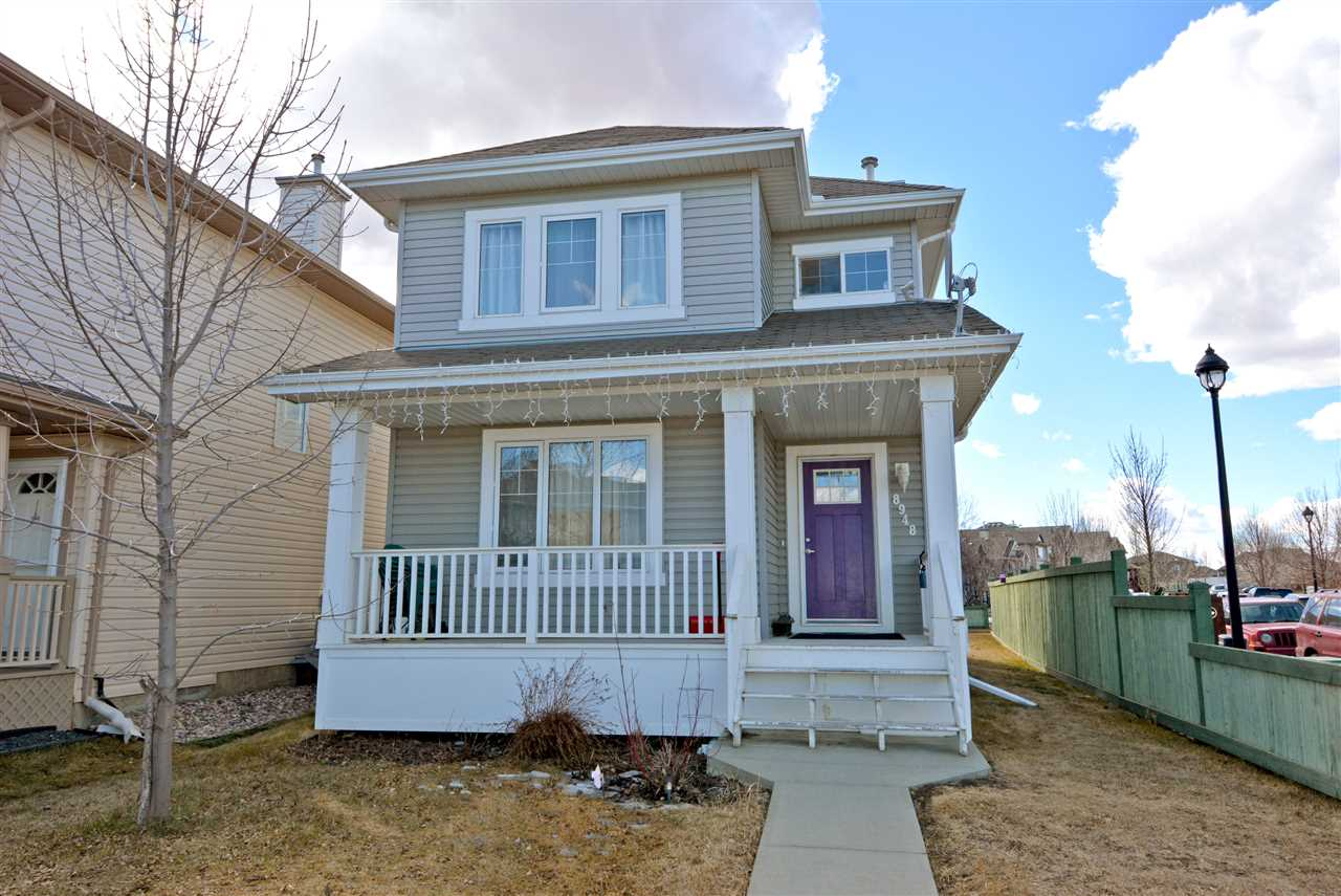 MLS® listing #E4145628 for sale located at 8948 213 Street