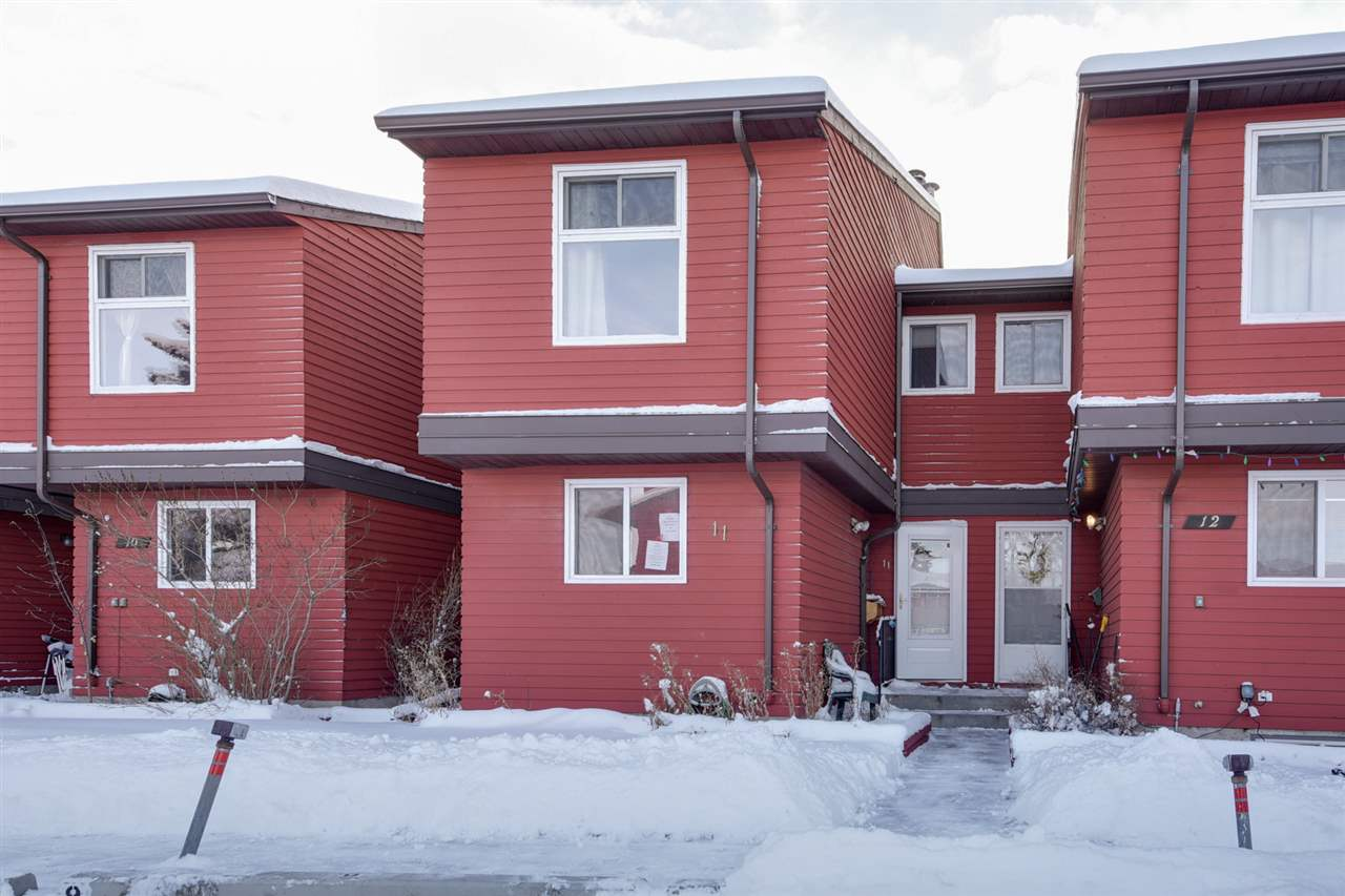MLS® listing #E4145661 for sale located at 11 4707 126 Avenue