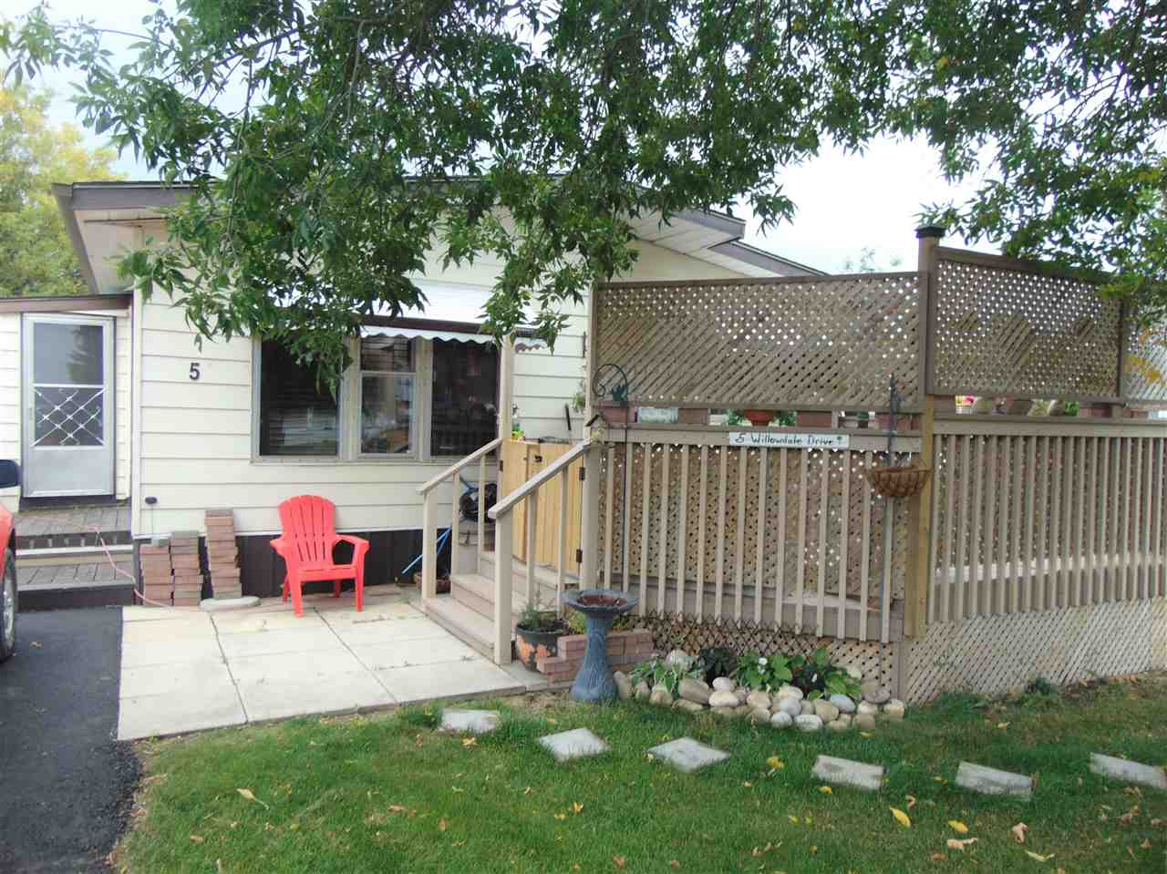 MLS® listing #E4145662 for sale located at 5 willowdale Drive