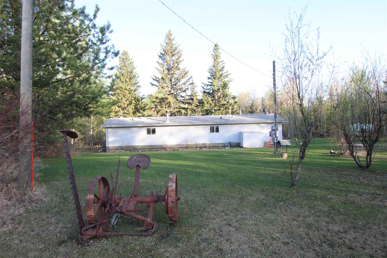 MLS® listing #E4145669 for sale located at 1 53424 RGE RD 60