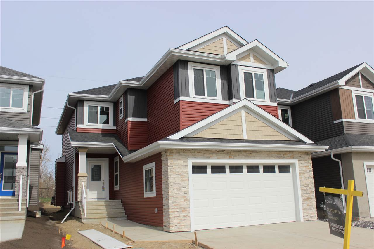MLS® listing #E4145734 for sale located at 3903 ROBINS Crescent