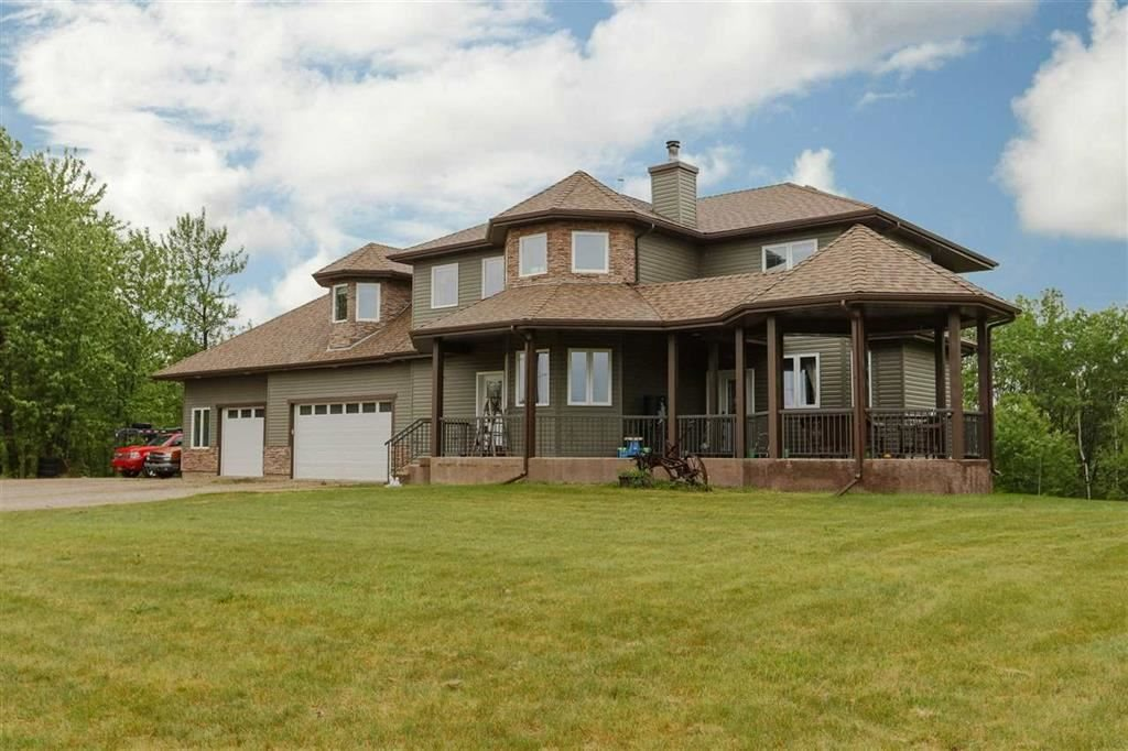 MLS® listing #E4145746 for sale located at 46 53122 RGE RD 14