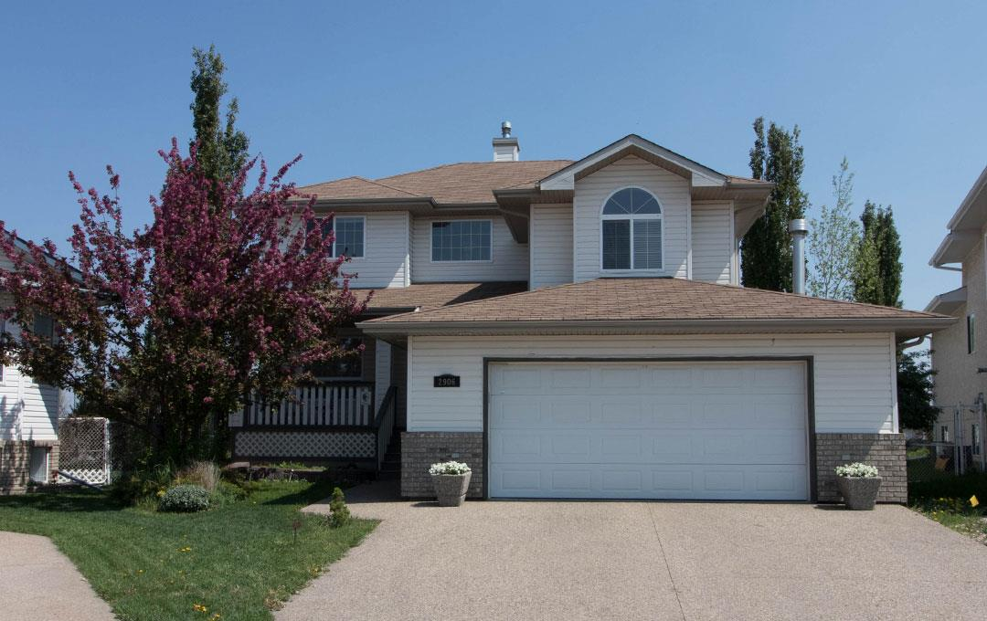 MLS® listing #E4145749 for sale located at 2906 152 Avenue NW