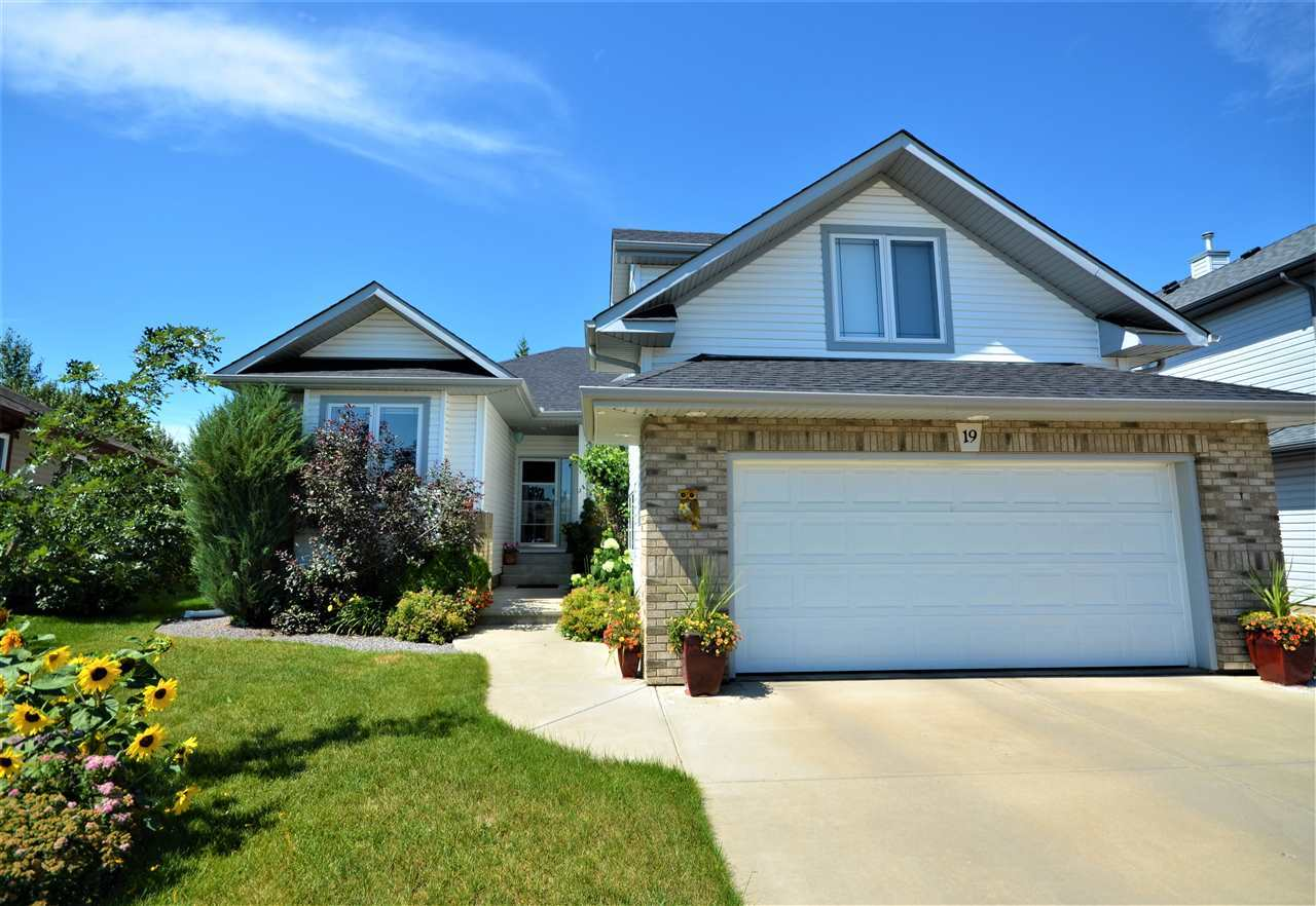 MLS® listing #E4145757 for sale located at 19 CREEKSIDE Close